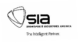 SIA SNOWSPORTS INDUSTRIES AMERICA THE INTELLIGENT PARTNER.