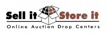 SELL IT STORE IT ONLINE AUCTION DROP CENTERS