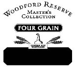 WOODFORD RESERVE MASTER'S COLLECTION FOUR GRAIN COPPER POT DISTILLED