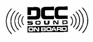 DCC SOUND ON BOARD