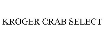 KROGER CRAB SELECT