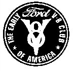 THE EARLY FORD V-8 CLUB OF AMERICA V8