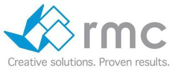 RMC CREATIVE SOLUTIONS. PROVEN RESULTS.