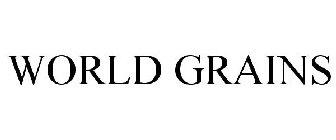 WORLD GRAINS