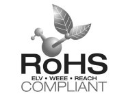 ROHS ELV · WEEE · REACH COMPLIANT