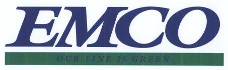 EMCO Chemical Distributors, Inc  Trademarks :: Justia Trademarks
