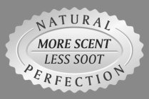 NATURAL PERFECTION MORE SCENT LESS SOOT