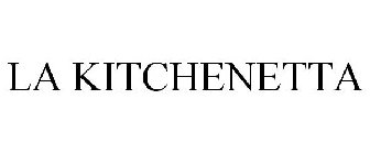 LA KITCHENETTA