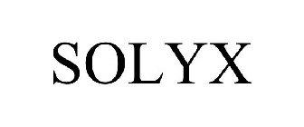 SOLYX Trademark of Boston Scientific Scimed, Inc