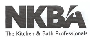 NKBA THE KITCHEN & BATH PROFESSIONALS