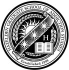 HAZELDEN GRADUATE SCHOOL OF ADDICTION STUDIES ESTABLISHED 1999 H
