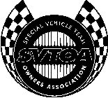 SVTOA SPECIAL VEHICLE TEAM OWNERS ASSOCIATION