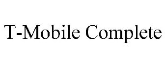 T-MOBILE COMPLETE