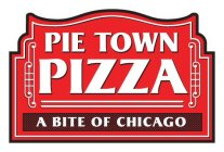 PIE TOWN PIZZA A BITE OF CHICAGO