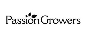 PASSION GROWERS