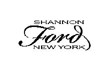 SHANNON FORD NEW YORK