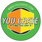 WWW.YOUCRATE.COM YOU CRATE AN R+L CARRIERS COMPANY