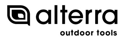 Image For Trademark With Serial Number 77625687 Registration 3772837 Word Mark Alterra Outdoor Tools