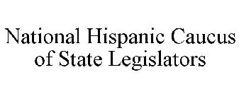 NATIONAL HISPANIC CAUCUS OF STATE LEGISLATORS