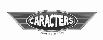 CARACTERS POWERED BY FORD