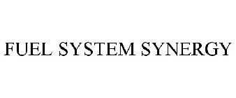 FUEL SYSTEM SYNERGY
