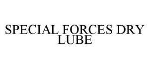SPECIAL FORCES DRY LUBE