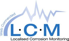 L·C·M LOCALISED CORROSION MONITORING WEB CONNECTED