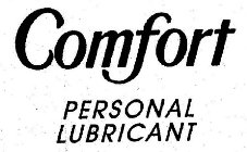 COMFORT PERSONAL LUBRICANT