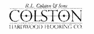 Lumber liquidators services llc trademarks justia for Rl colston flooring