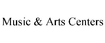 MUSIC & ARTS CENTERS