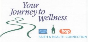 YOUR JOURNEY TO WELLNESS FAITH & HEALTHCONNECTION HENRY FORD HEALTH SYSTEM HAP