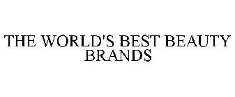 THE WORLD'S BEST BEAUTY BRANDS