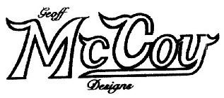 GEOFF MCCOY DESIGNS