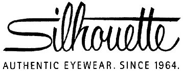 SILHOUETTE AUTHENTIC EYEWEAR. SINCE 1964. Trademark of