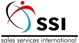 SSI SALES SERVICES INTERNATIONAL