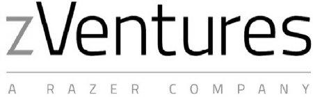 ZVENTURES A RAZER COMPANY Trademark of Razer (Asia-Pacific) Pte  Ltd
