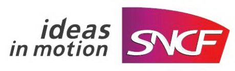 IDEAS IN MOTION SNCF