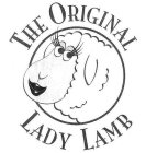 THE ORIGINAL LADY LAMB