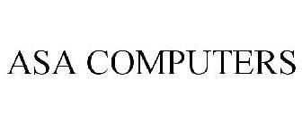 ASA Computers, Inc Trademarks :: Justia Trademarks