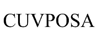 CUVPOSA Trademark of Sciele Pharma, Inc. - Registration
