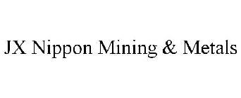 Jx nippon mining and metals corporation