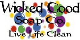 WICKED GOOD SOAP CO. LIVE LIFE CLEAN