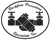BACKFLOW PREVENTION SPECIALISTS INC.