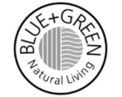 BLUE + GREEN NATURAL LIVING