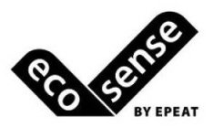 ECO SENSE BY EPEAT