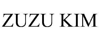 ZUZU KIM Trademark of Christina Kim