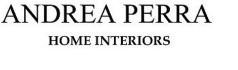 ANDREA PERRA HOME INTERIORS