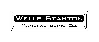 WELLS STANTON MANUFACTURING CO.