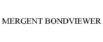 MERGENT BONDVIEWER