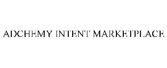 ADCHEMY INTENT MARKETPLACE